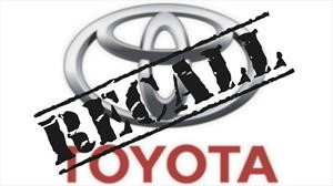 Recall de Toyota a 3.4 millones de automóviles