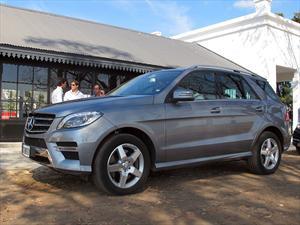Mercedes Benz presenta las nuevas ML y GLK en Argentina