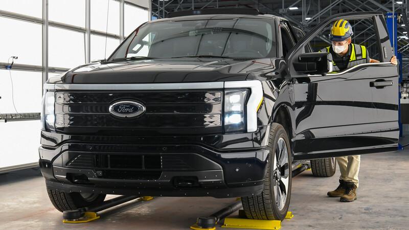 Ford F-150 Lightning ya se está produciendo