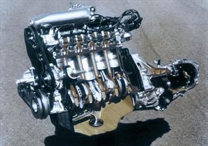 El cinco-cilindros de Audi celebra 40 años de vida