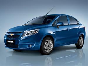 Chevrolet sigue creciendo. Sail, su modelo más vendido