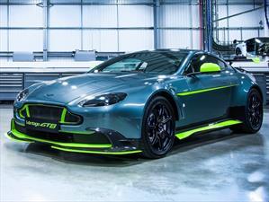 Aston Martin Vantage GT8, menos peso y más aerodinámica