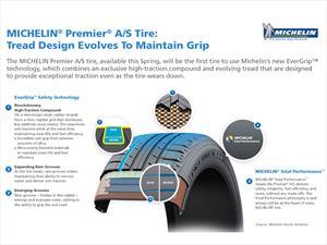Michelin desarrolla neumáticos que mejoran con el tiempo