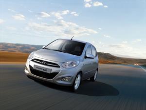 Manejá un Hyundai i10 y viajá al mundial de Brasil