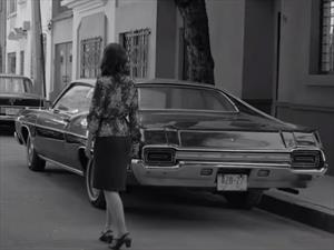 Ford Galaxie 500, el otro protagonista de la película Roma