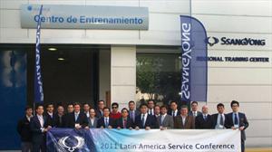 SsangYong Motor realiza primera Convención Internacional
