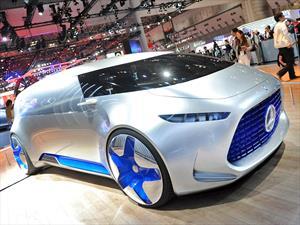 Mercedes-Benz Vision Tokyo Concept, el futuro está presente