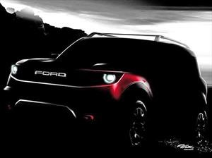 Ford da pistas sobre tres de sus nuevos modelos