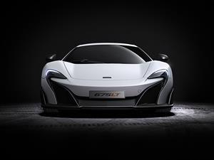 McLaren 675LT, más potencia y menos peso