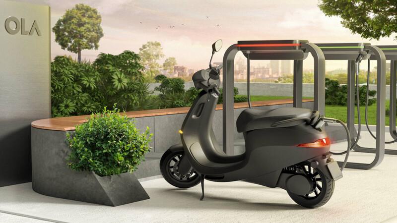 Ola Electric, la moto que es récord de ventas