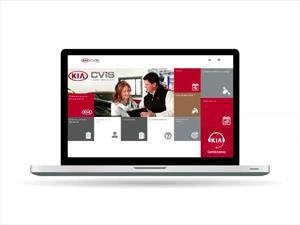 Kia presenta su nueva plataforma multimedia CVIS