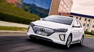 El Hyundai Ioniq EV recibe mejoras para 2019