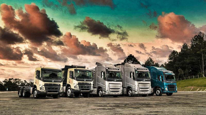 Volvo Trucks presenta en Chile la nueva generación de la línea F