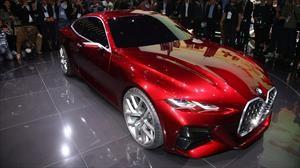 BMW Concept 4 debuta