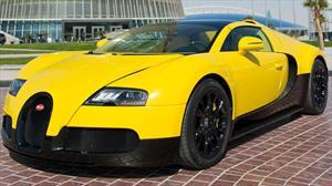 Bugatti Veyron Sport Edition Qatar: Modelo único