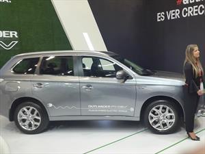 Mitsubishi Outlander PHEV: grata opción híbrida