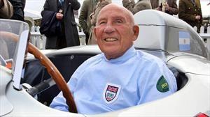 Stirling Moss falleció al los 90 años