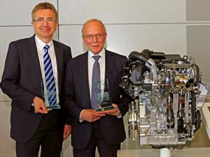 Volkswagen gana premio al Motor Internacional del año