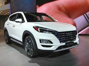 Hyundai Tucson 2019 se pone al día con leves mejoras