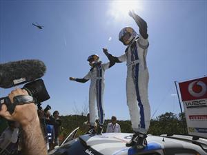 Rally Portugal: Tercera victoria consecutiva para el Volkswagen Polo WRC