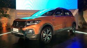 Volkswagen T-Cross 2020 se presenta