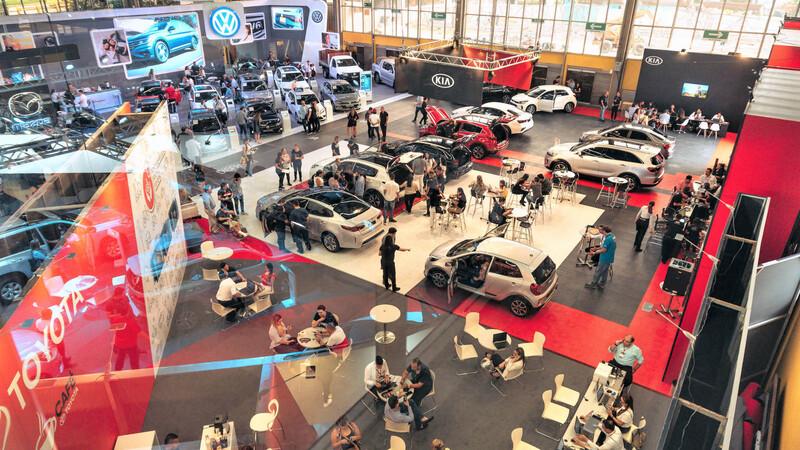 Matrículas de autos nuevos aumentaron 21% en julio