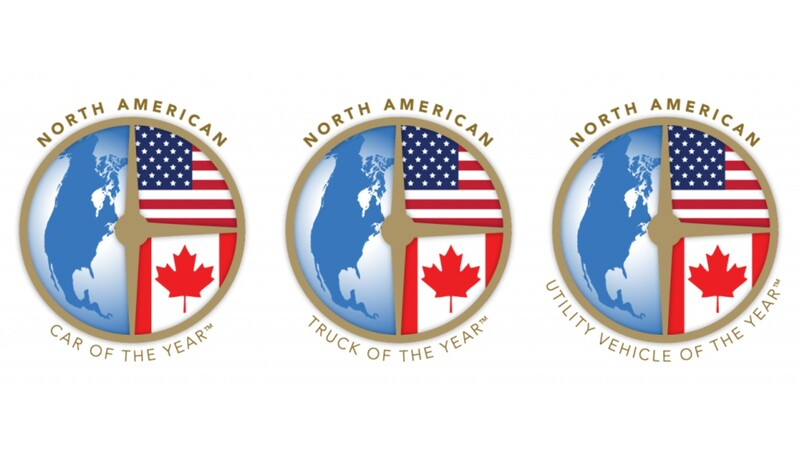 Los candidatos al North American Car, Truck and Utility Vehicle of the Year 2022