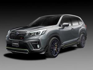Subaru prepara versiones especiales de Impreza y Forester para el Salón de Tokio