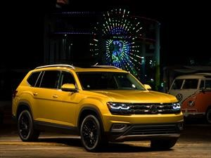 Volkswagen Atlas, el hermano mayor de la Touareg