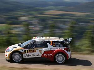 WRC, el Rally de Alemania quedó para Dani Sordo