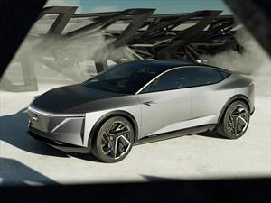 Nissan IMs Concept es un SUV eléctrico proveniente del futuro