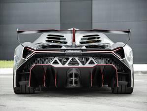 Lamborghini Centenario LP770-4, el futuro súper auto de la marca italiana