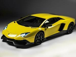 Debuta el Lamborghini Aventador LP 700-4 50 Anniversario