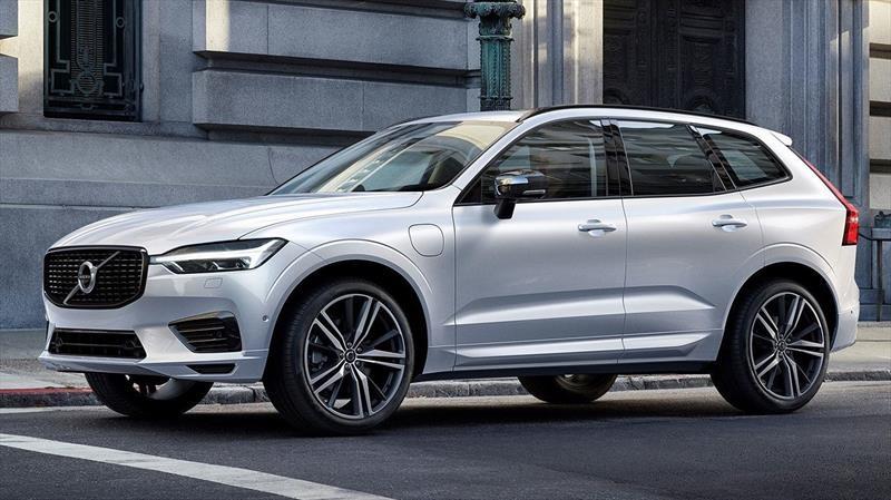 Volvo XC60 Recharge puede detectar si el conductor está ebrio