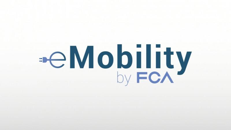e-Mobility, es la propuesta eléctrica de FCA