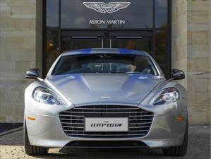 Aston Martin Rapide EV, el sedán 100% eléctrico