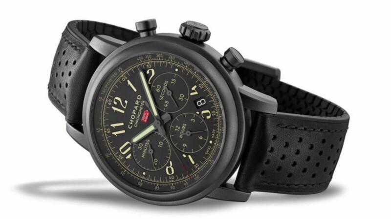 Chopard Mille Miglia 2020: el cronómetro de la carrera más bella