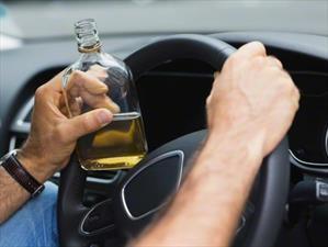 ¿Cuáles son los efectos del alcohol en el manejo?