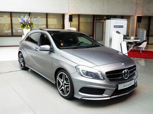 Nueva Clase A de Mercedes-Benz hace su estreno en Chile