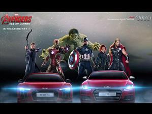 Audi está presente en Avengers: Age of Ultron