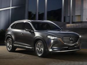 Mazda CX-9 y su renovación total arribará a Colombia