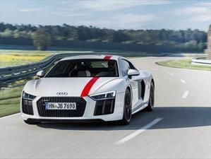 Audi R8 V10 RWS envía su poder sólo a las ruedas traseras