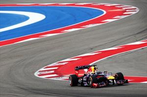 F1 GP de Estados Unidos: Vettel impone un nuevo récord