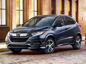 Honda HR-V, unos ligeros retoques en Estados Unidos