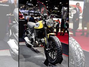 Ducati Scrambler 2015, una propuesta retro