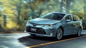 Toyota Corolla Híbrido: récord de ventas en su primer mes en el país
