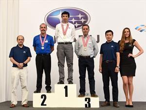 Subaru Chile cerró con éxito olimpiada de técnicos y asesores 2016