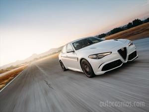 Alfa Romeo Giulia Quadrifoglio es el rival incomodo de los alemanes