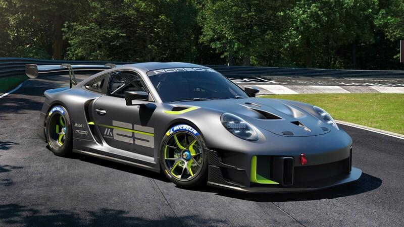 Porsche 911 GT2 RS Clubsport 25 para celebrar los éxitos de Manthey Racing