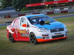 Manejamos un FIAT Linea Competizione en el Gálvez